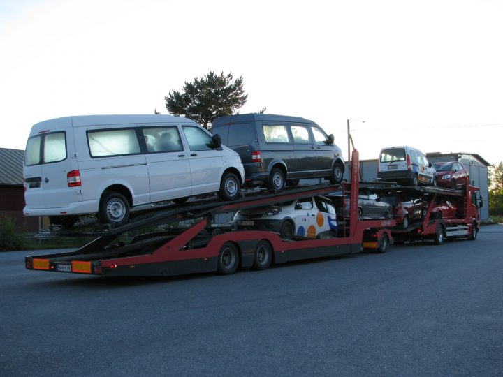 Car transport 1