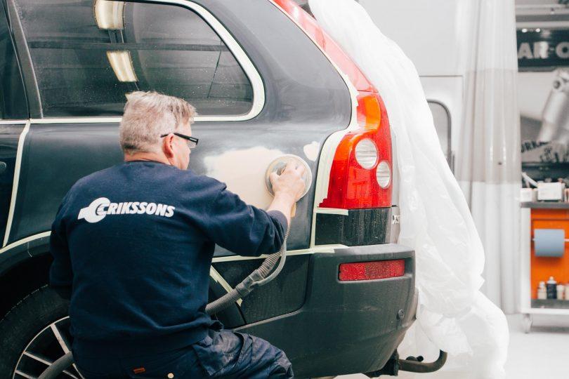 Erikssons -  Auton korjaus, hinaus ja kuljetus & metsä ja puutarha 11