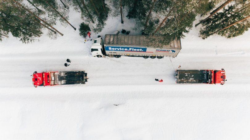 Bärgningsbil i Karleby med omnejd Kokkola