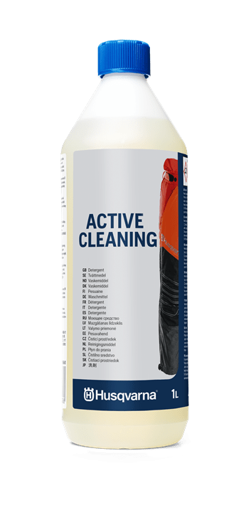 Husqvarna Active Cleaning 1