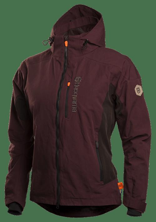 Xplorer Shell jacket women grape purple/ Aubergine purple