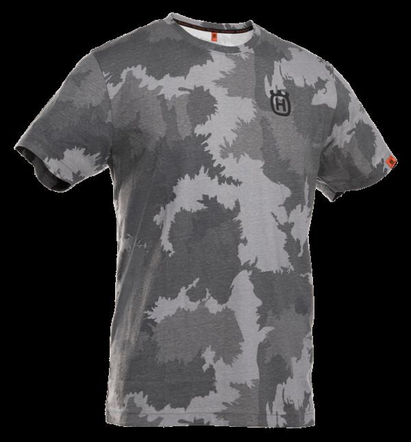Xplorer T-shirt short sleeve unisex forest camo