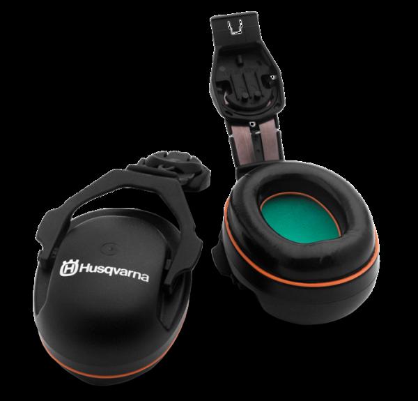 Kuulonsuojaimet Functional-suojakypärään ja arboristin Technical-kypärään