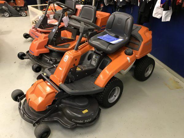 Modellprodukt: Husqvarna Rider R216